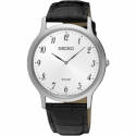 Seiko Gents Conceptual Leather Band SUP863P