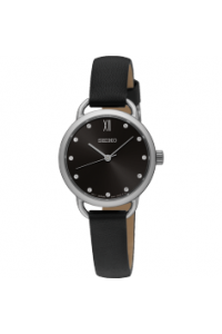 Seiko Ladies Conceptual with leather strap SUR699P