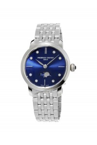 Frederique Constant Ladies SLIMLINE MOONPHASE FC-206ND1SD26B