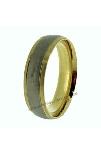 9K Yellow Gold and Titanium 094090