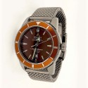 Breitling Heritage 46 Super Ocean Automatic A17320 Watch