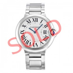 Cartier Ballon Bleu 36.6mm Unisex Quartz