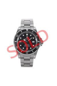 Rolex Sea Dweller Oyster Perpetual 16600