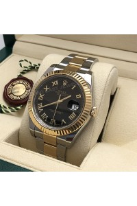 Used Rolex dateJust II Gold & Steel Ref 116333