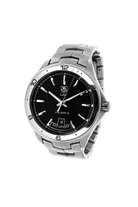 Tag Heuer Link Calibre 5 Day Date WAT2010BA Automatic Watch