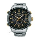 Seiko Astron GPS Solar Powered Chronograph SSE007J