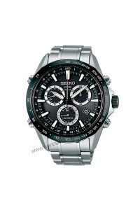 Seiko Astron GPS Solar Powered Chronograph SSE011J