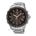 Seiko Astron GPS Solar Powered Chronograph SSE033J