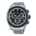 Seiko Astron GPS Solar Powered Dual Time SSE051J