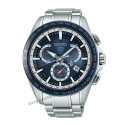 Seiko Astron GPS Solar Powered Dual Time SSE053J
