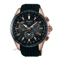 Seiko Astron GPS Solar Powered Dual Time SSE055J