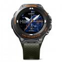 Casio Pro Trek Outdoor GPS Android Smart App Watch WSDF20A Green