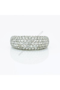 137 Diamond Dress Ring