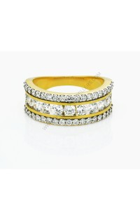 1.55ct Diamond Dress Ring