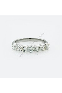 7 Diamond Eternity Band