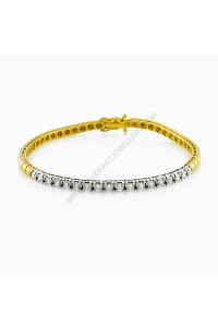 1.3ct Diamond Tennis Bracelet