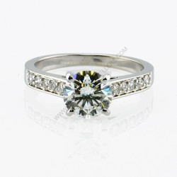 Ideal Cut 1.50ct Diamond Engagement Ring